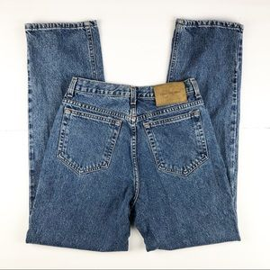 Vintage Calvin Klein 90s High Waisted Mom Jeans